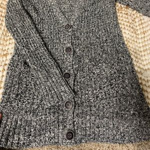 American eagle button down knit cardigan